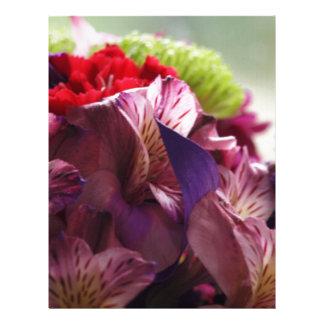 Bouquet of Love Letterhead
