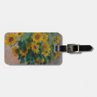 Bouquet of Sunflowers Luggage Tag