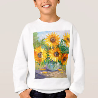 Bouquet of sunflowers sweatshirt