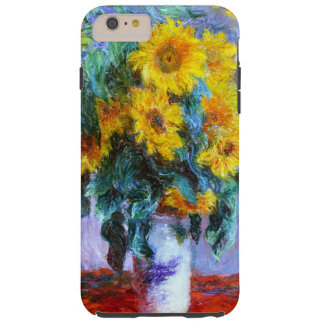 Bouquet of Sunflowers Tough iPhone 6 Plus Case