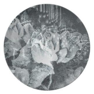 Bouquet Plate