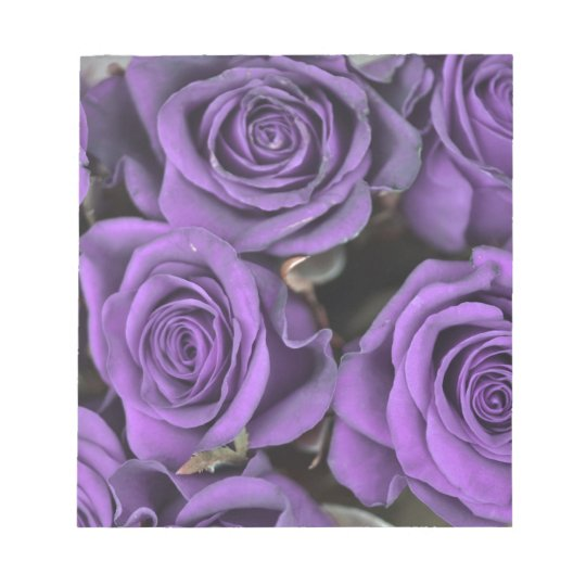 bouquet purple rose roses date rsvp bridal destiny notepad