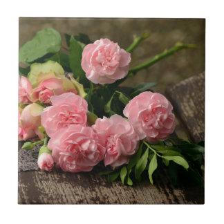 bouquet tile