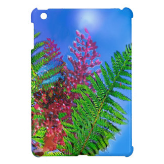 Bouquet with ferns iPad mini cover