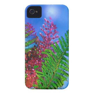Bouquet with ferns iPhone 4 Case-Mate case