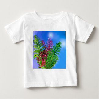 Bouquet with ferns.PNG Baby T-Shirt