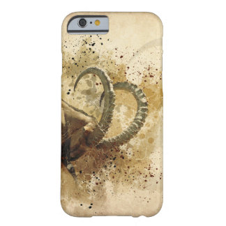 Bouquetin alpin coque iPhone 6 barely there
