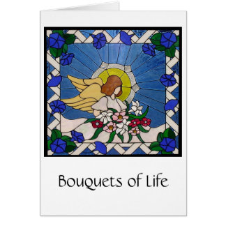 Bouquets of Life Card