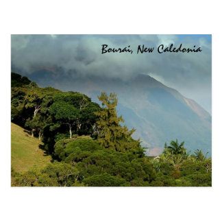 Bourai, New Caledonia Postcard