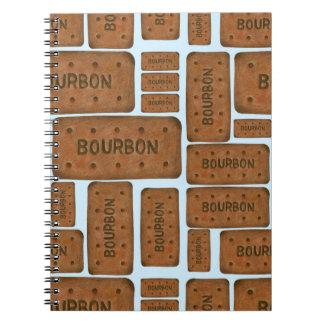 Bourbon Biscuit Notebook