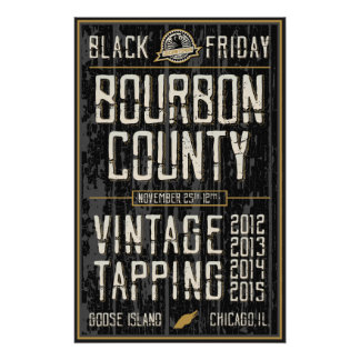 Bourbon County 2016 Poster