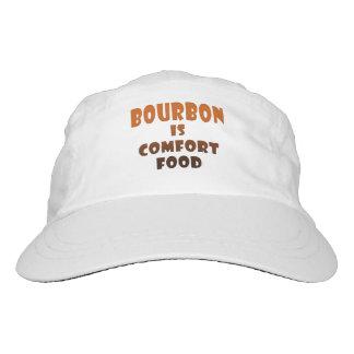 BOURBON IS COMFORT FOOD HEADSWEATS HAT