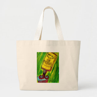 Bourbon Large Tote Bag