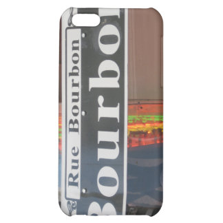 BOURBON STREET SIGN CASE FOR iPhone 5C