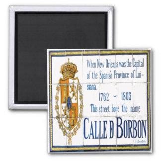 Bourbon Street Tiles Magnet