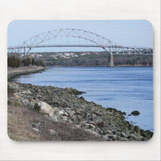 Bourne Bridge Cape Cod Mousepad