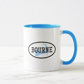 Bourne, MA Coffee Mug