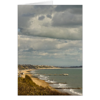 Bournemouth Greeting Card