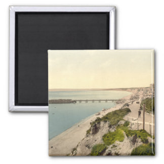 Bournemouth II, Dorset, England Magnet