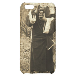 Bourskaya with Camera iPhone Case iPhone 5C Cover