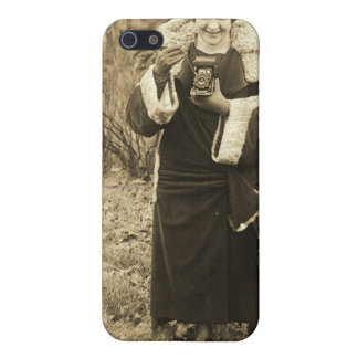 Bourskaya with Camera iPhone Case iPhone 5/5S Covers