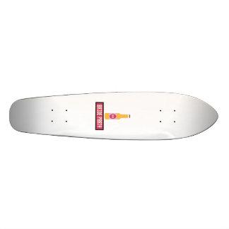 Bouteille à bière de partie de jeune mariée Z6542 Skateboards