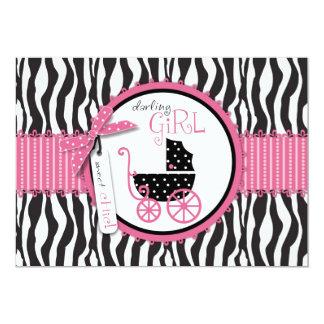 Boutique Chic Invitation Card B