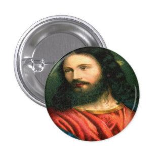 Bouton de Jésus Badge