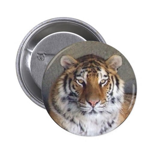 Bouton de tigre badge