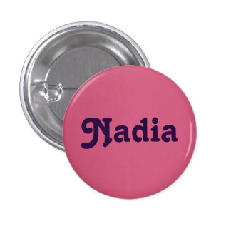 Bouton Nadia Macaron Rond 2,50 Cm