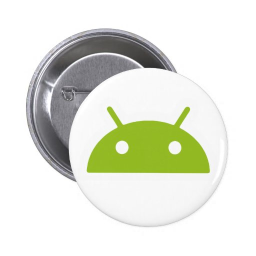 Bouton principal androïde badges