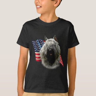 Bouvier des Flandres Flag T-Shirt