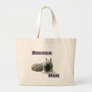 Bouvier Mom 4 Jumbo Tote Bag