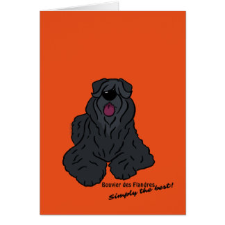 Bouvier of the Flandres - Simply the best! Card