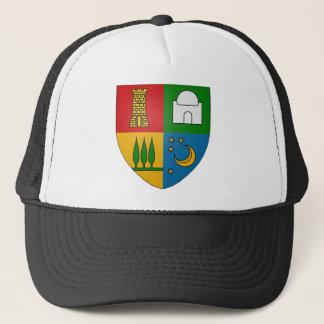 Bouzaréah_Coat_of_Arms_(Frech_Algeria) Trucker Hat