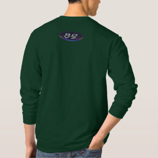 BOVZ Urban Jungle Green LongSleeve T-Shirt