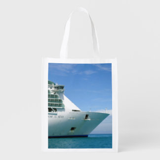 Bow and Sky Single Sided Reusable Grocery Bags