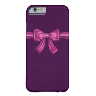 Bow Barely There iPhone 6 Case