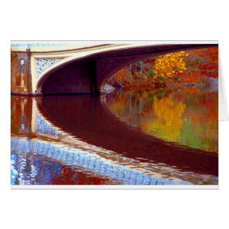 Bow Bridge Card