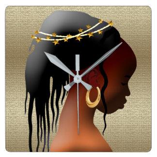 Bow In Prayer Clocks