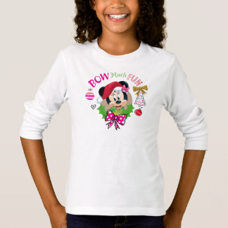 Bow Much Fun T-Shirt
