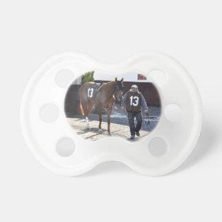 Bow Tie Affair Baby Pacifier