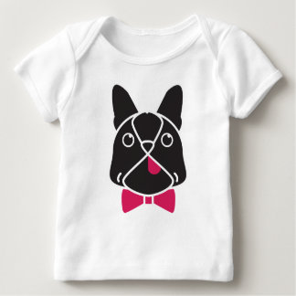 Bow Tie Frenchie T-shirts