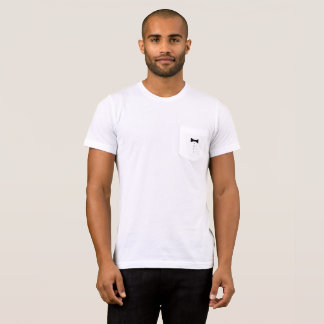Bow tie Pocket T-Shirt