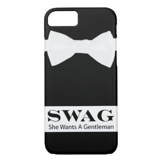 Bow Tie Swag iPhone 7 Case