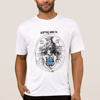 BOW TO THE  king & SHIELD t shirt