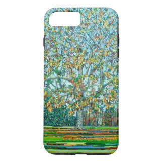 Bow Tree Autumn iPhone 7 Plus Case