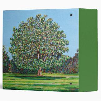 Bow Tree Summer 3 Ring Binder