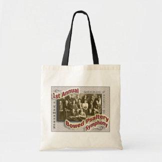 Bowed Psaltery Symphony Tote Bag