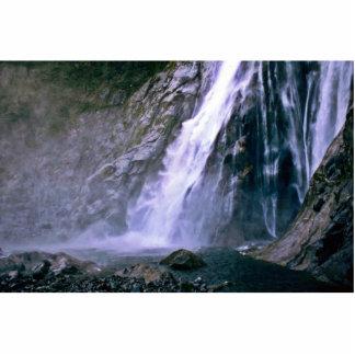 Bowen Falls Milford Sound Photo Sculptures